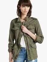 Lucky Brand Feminine Military Jacket