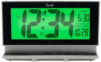 La Crosse Technology Equityas 2 Inch Digital LCD Alarm Clock With Night Vision Model 30041