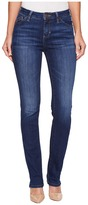 Jag Jeans Portia Straight Platinum Denim in Bucket Blue Women's Jeans