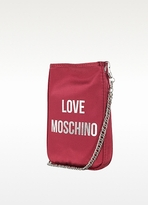 Moschino Satin Galaxy Case