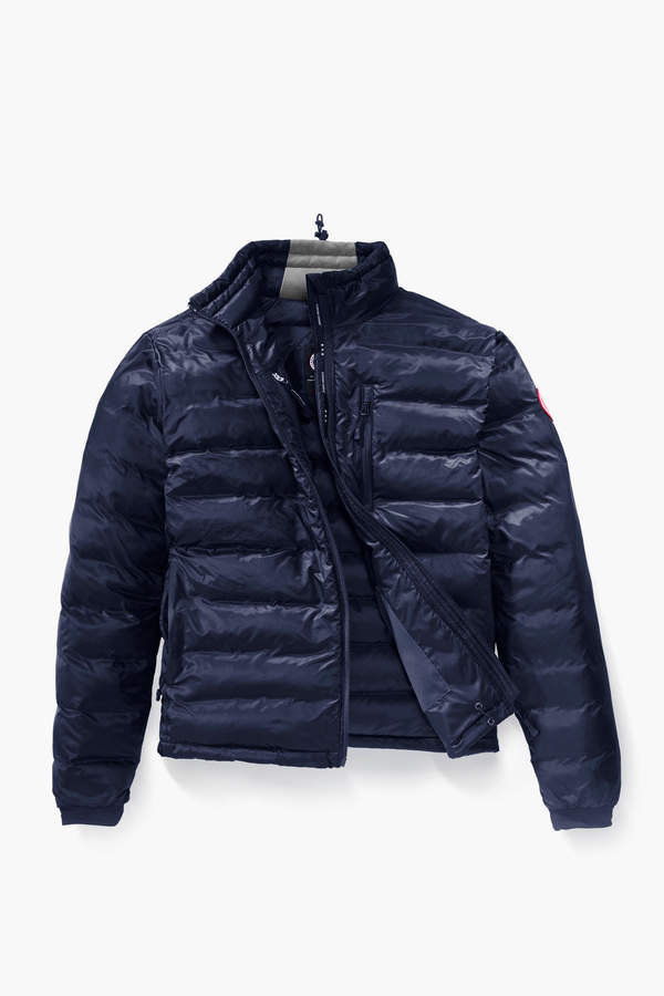 Canada Goose Admiral Blue Lodge Jacket
