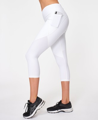 Sweaty Betty Power Cropped Workout Leggings