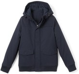 La Redoute Collections Zip-Up Hooded Jacket, 10-16 Years