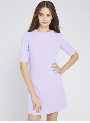 Alice + Olivia Coley Pastel Mini Dress