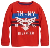 Tommy Hilfiger Final Sale- Long Sleeve Graphic Tee