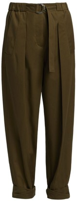 3.1 Phillip Lim Twill Belted Utility Pants