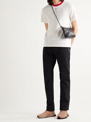 Balenciaga Speed Logo-Print Stretch-Knit Sneakers