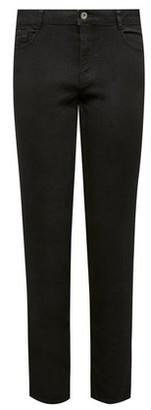 Dorothy Perkins Womens Black 'Ellis' Denim Slim Fit Jeans, Black