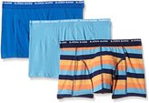 Bjorn Borg Men's 3-Pack Basic Stripe Boxer Brief