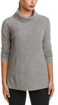 Sofia Cashmere sofiacashmere Sofiacashmere Roll Neck Cashmere Sweater.