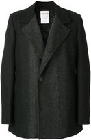 Stephan Schneider short single breasted coat