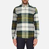 Barbour Johnny Original Tartan Long Sleeve Shirt Ancient