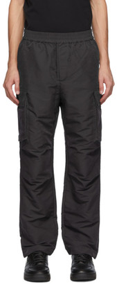 Wood Wood Dark Grey Halsey Cargo Pants