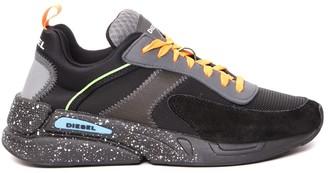 Diesel Black S Serendipity Low Sneaker