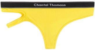 Chantal Thomass Honore logo thong