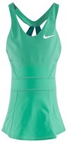 Nike Green Advantage Maria US Open Premier Top