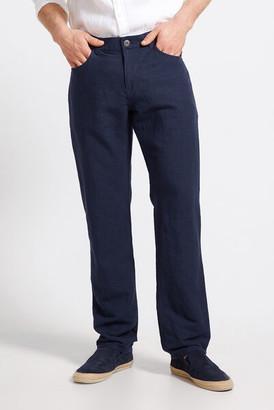 Sportscraft Bedford Cotton Linen Pant