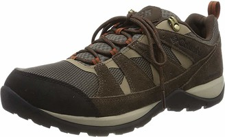 Columbia Mens Redmond V2 Waterproof Hiking Shoe Breathable Leather