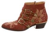 Chloé Studded Susanna Boots