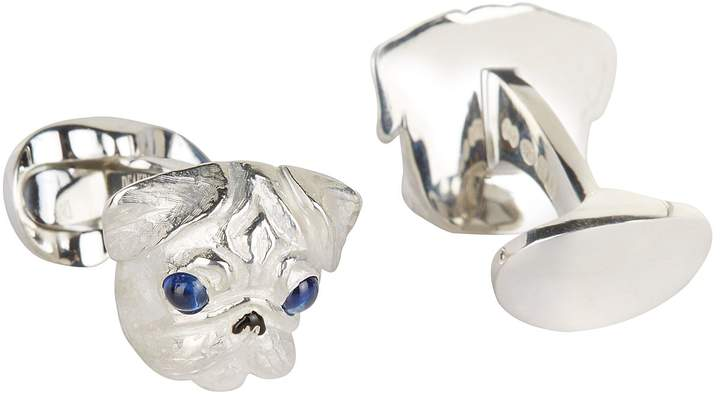 Deakin & Francis Pug Head Cufflinks