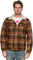 Billabong Barlow Plaid Jacket