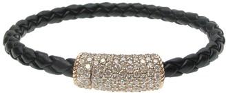 Judith Ripka Sterling 18K Clad Bracelet w/ Diamonique Clasp