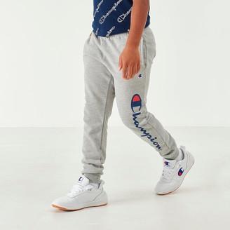 Champion Boys' Heritage Graphic Jogger Pants