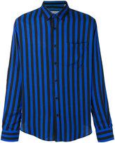 Ami Alexandre Mattiussi large fit shirt - men - Viscose - 42