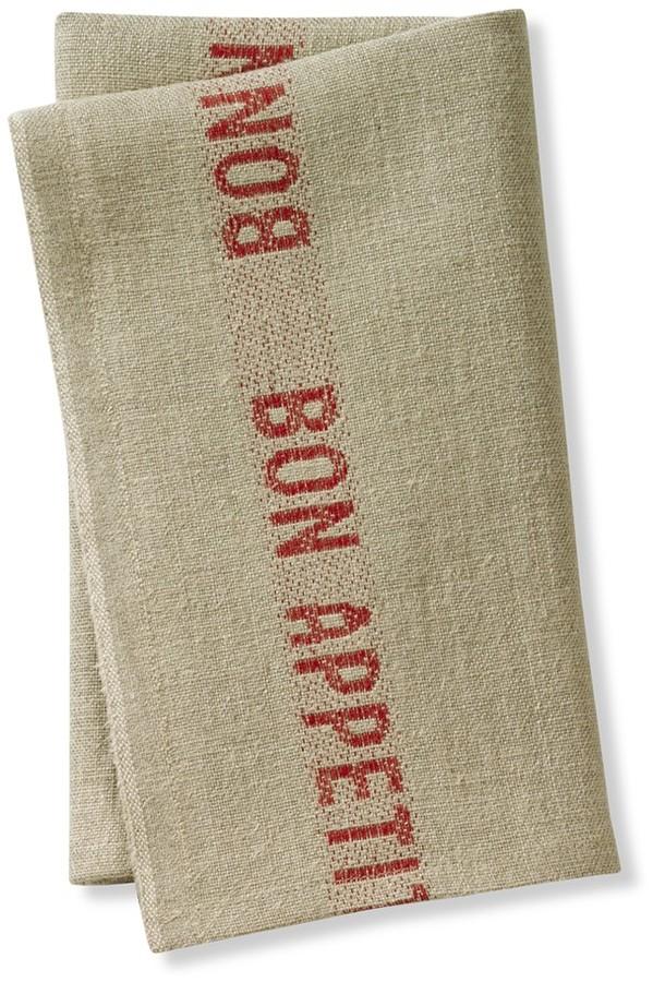 Williams-Sonoma Bon Appetit Towel