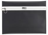 MM6 MAISON MARGIELA Women's Logo Clutch Bag Black