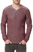 Buffalo David Bitton Warenty Henley Sweater