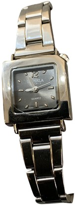 La Perla Silver Steel Watches