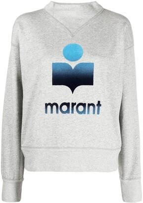 Etoile Isabel Marant Moby mock neck sweatshirt