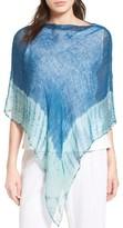 Eileen Fisher Women's Organic Linen Poncho