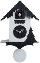 Diamantini Domeniconi Diamantini & Domeniconi Chalet Clock - Black