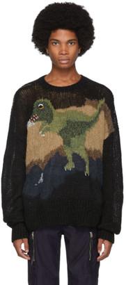 Coach 1941 Black Rexy Sweater