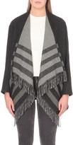 Maje Gilla wool-blend jacket