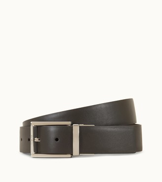Tod's Reversible Belt in Leather