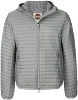 Colmar quilted hooded jacket