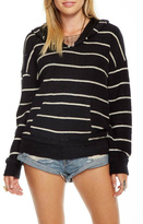 Chaser Striped Hoodie
