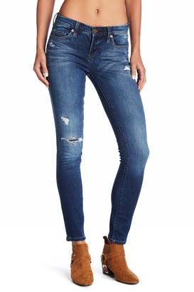 Blank NYC Hotel Distressed Skinny Jeans
