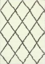 nuLoom Trellis Shag Rug 3'x8'