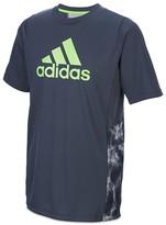 adidas Boys' Smoke Screen Training Tee - Sizes S-XL