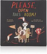 Simon & Schuster Please, Open This Book!