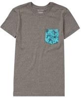 Billabong Boy's 'Team' Contrast Pocket T-Shirt