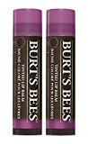 Burt's Bees 100% Natural Moisturizing Tinted Lip Balm, Sweet Violet (Pack of 2)