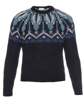 Moncler Wool and alpaca-blend sweater