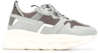 Versace Chain Reaction platform sole sneakers