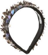 Eugenia Kim Sequined-Embellished Headband