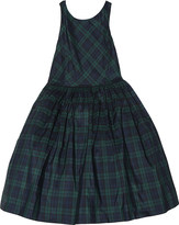 Ralph Lauren Tartan silk dress 7-16 years